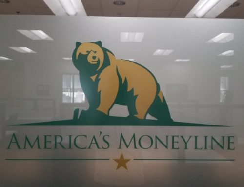Mortgage Company Adds Brand Centric 3D Letter Logo Lobby Sign in Newport Beach CA